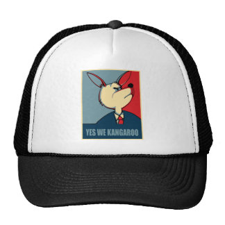 Yes we can - Yes we Kangaroo Cap