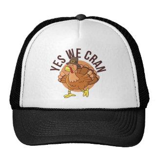 Yes We Cran Cap