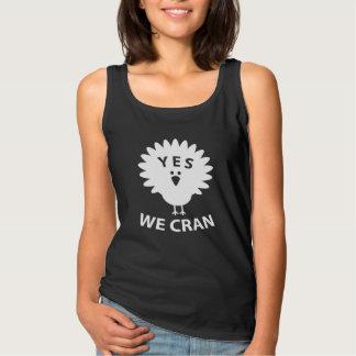 Yes We Cran Singlet