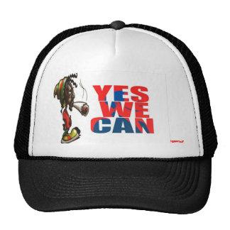 YES, we dog Cap