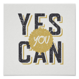 Yes You Can 3 Poster