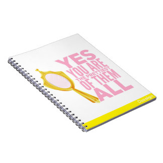YES you plows the prettiest of them all. Spiral Notebook