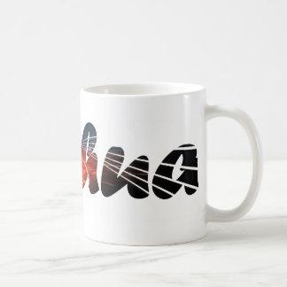 Yeshua 1 effet braise basic white mug