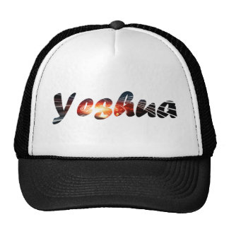 Yeshua 1 effet braise trucker hat
