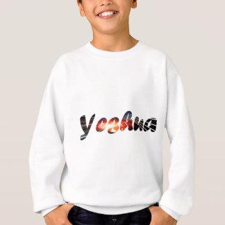 Yeshua 1 effet braise sweatshirt