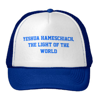 Yeshua HaMeschiach, Mesh Hat