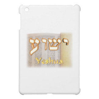 Yeshua in Hebrew iPad Mini Covers