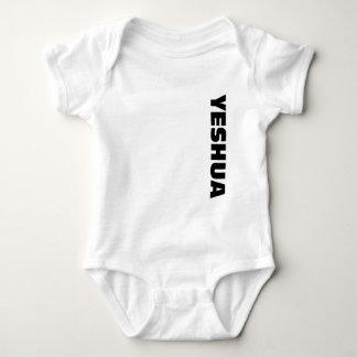 Yeshua is my King Baby Bodysuit