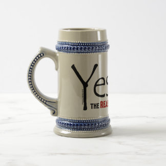 Yeshua Jesus Christmas Reason for the Season Beer Stein