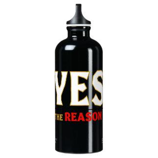 Yeshua Jesus Christmas Reason for the Season Water Bottle