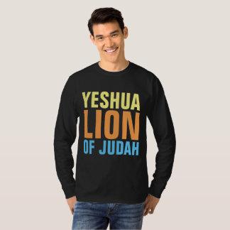 YESHUA (JESUS) LION OF JUDAH t-shirts