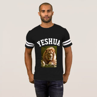 YESHUA LION OF JUDAH JESUS T-shirts