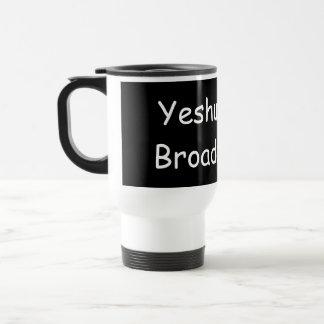 Yeshua loves Broadcasters Travel Mug