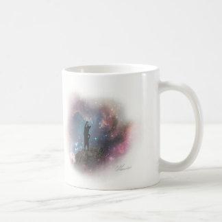 Yeshua's Cat: Mari Nazareth Night Coffee Mug