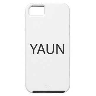 Yet Another Unix Nerd ai Case For iPhone 5/5S