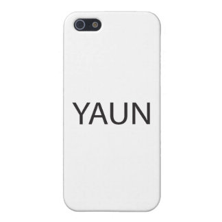 Yet Another Unix Nerd ai iPhone 5 Cover