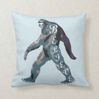 Yet I Believe (Yeti) Cushion