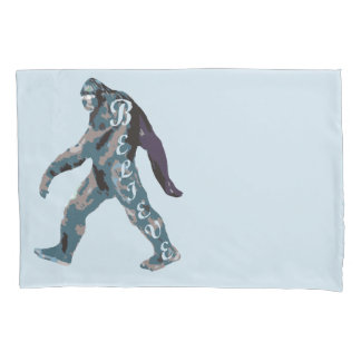 Yet I Believe (Yeti) Pillowcase