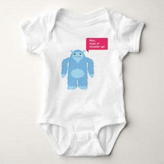 Yeti Baby Bodysuit