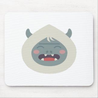 Yeti Head Mouse Pad
