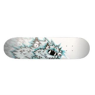 yeti madness custom skate board
