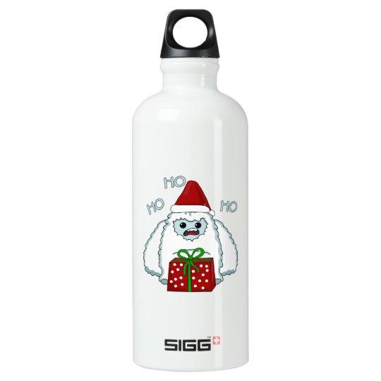 Yeti Xmas Water Bottle