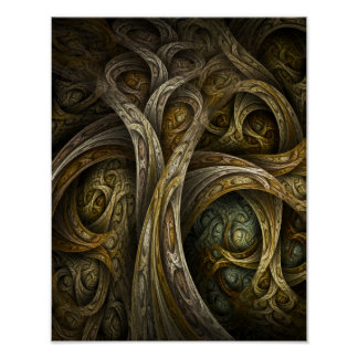 """Yggdrasil"" Fine Art Print"