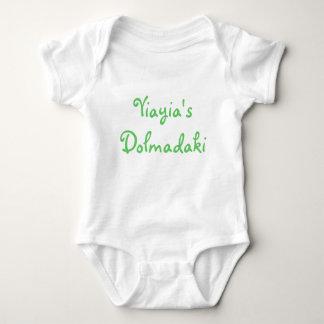Yiayia's Dolmadaki Baby Bodysuit