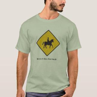 yield for horses, Yield-Paso Fino Horses, Viequ... T-Shirt