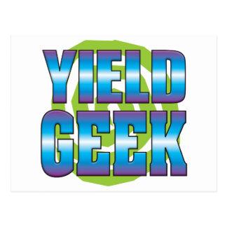 Yield Geek v3 Postcards