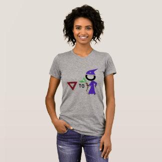 Yield to Wizard! T-Shirt