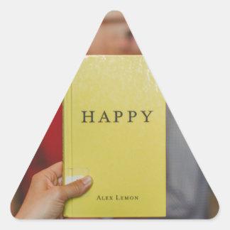 yimy3erbc3o-josh-felise triangle sticker
