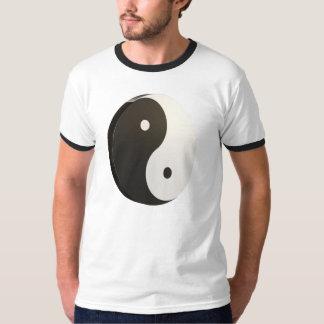 Yin and Yang 3D Tee Shirts