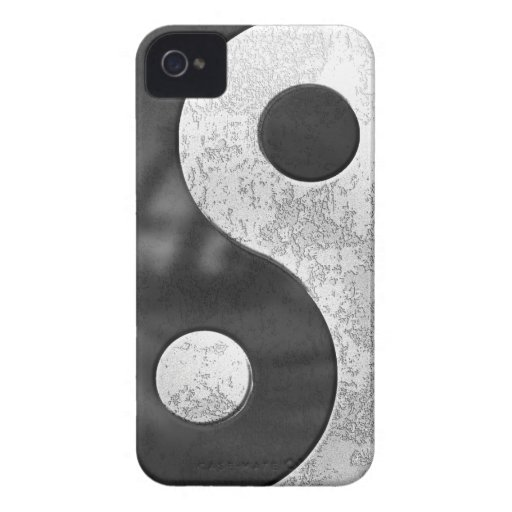 Yin and Yang Case-Mate iPhone 4 Case