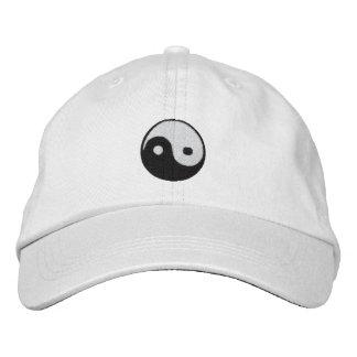 Yin and Yang Baseball Cap