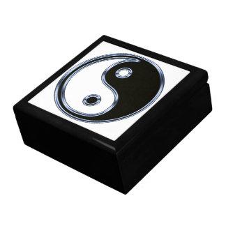 Yin and Yang Medallion Gift Box
