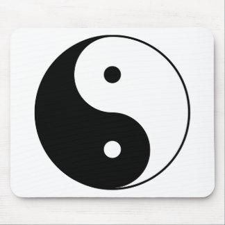 Yin and Yang Mousemats