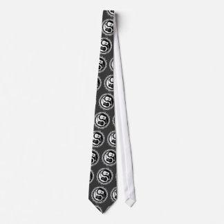 Yin Guit Notation Tie