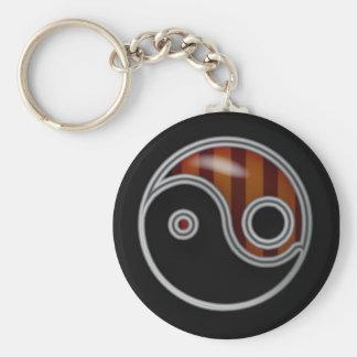 Yin Key Ring
