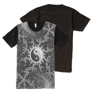 Yin Yang #1 All-Over Print T-Shirt