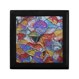 Yin Yang 2 Small Square Gift Box