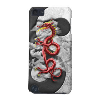 Yin Yang And Dragon iPod Touch 5G Case
