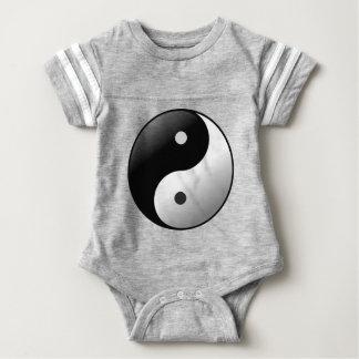 Yin Yang Baby Bodysuit