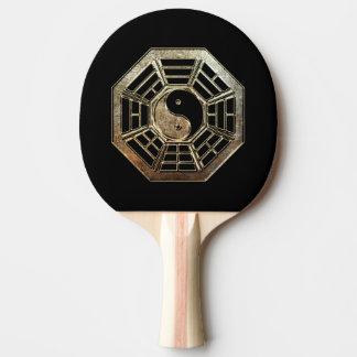 Yin Yang Bagua Ping Pong Paddle