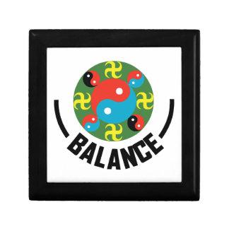 Yin Yang Balance Gift Box