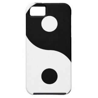 yin yang Basic Line iPhone 5 Covers