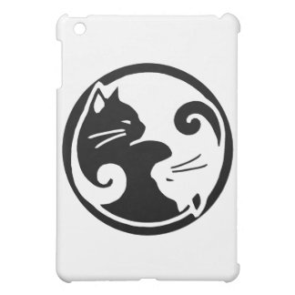Yin Yang Cats Cover For The iPad Mini
