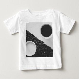 Yin Yang coffe Baby T-Shirt