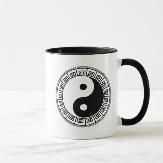 Yin Yang Color Combo Coffee Mug