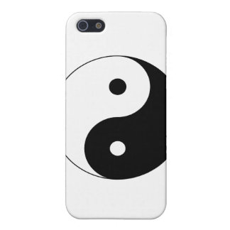 Yin Yang Cover For iPhone 5/5S